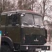 Новая техника поступила в белорусские войсковые части