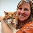 Умер самый старый кот в мире: он прожил 31 год