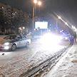 Легковой автомобиль сбил школьника на переходе в Витебске: подросток – в реанимации
