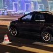 В Минске автомобиль наехал на пешехода