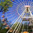Парки Минска закрывают сезон аттракционов
