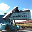 Беларусь отправила в Китай контейнерный поезд с пиломатериалами