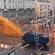 Радикализация протеста в Беларуси: в Минске вторую ночь продолжаются беспорядки
