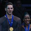 Первое «золото» чемпионата Европы по фигурному катанию в Минске досталось французской паре