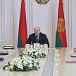Лукашенко провёл совещание по вопросам перераспределения полномочий между госорганами власти