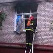 Без сознания в ванной комнате. Причины и последствия ночного пожара в квартире  на улице Розы Люксембург