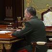 Президент обсудил с министром обороны замысел учения «Запад-2021»