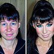 До и после: посмотрите, как макияж может преобразить внешность!