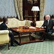 Александр Лукашенко встретился с послом России в Беларуси Михаилом Бабичем