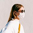 Названа опасность неправильного ношения медицинских масок