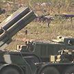 Начинается второй этап совместного белорусско-российского тактического учения «Славянское братство»