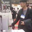 Аршанскі вытворца прэзентуе прадукцыю на міжнароднай выставе ў Японіі