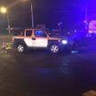 «Хонда» столкнулся с «Опель» в Минске: пассажирку последнего доставили в больницу
