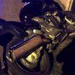 Мотоциклист мог получить лишь штраф.  Но решил убежать от ГАИ и попал в аварию