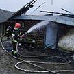 Мужчина пытался спасти жену из горящего дома – он попал в больницу, а женщина умерла
