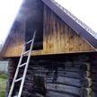 Три бани сгорели в Витебской области за минувшие сутки