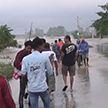 Около 100 человек погибли при наводнении в Непале