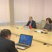 Наталья Кочанова и постоянный координатор ООН в Беларуси обсудили ситуацию с коронавирусом