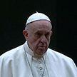 С пасхальным благословением ко всем католикам завтра обратится Папа Римский