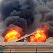 Серьёзный пожар ликвидировали в Пятигорске