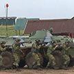 «Нерушимое братство»: учение войск ОДКБ завершилось на полигоне под Витебском