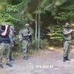 Польские пограничники привезли к территории Беларуси очередную группу мигрантов