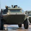 Военная и специальная техника проедет по дорогам в 4 областях Беларуси