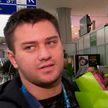 Сборная Беларуси по тяжёлой атлетике вернулась с чемпионата мира в Таиланде