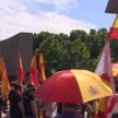 В Испании люди требуют отставки правительства