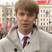 Корреспонденты ОНТ в центре праздничных событий: как проходят минуты в ожидании грандиозного праздника?