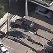 ЧП в американском городе Ирвинг: рухнула многоэтажная парковка
