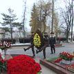 В Гродно прошел парад в честь Дня милиции