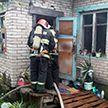 Трёх пенсионерок спасли на пожаре в Верхнедвинске