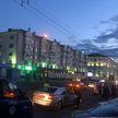 ДТП на Кальварийской в Минске: девушка переходила дорогу вне пешеходного перехода, ее сбила машина