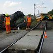 Цягнік сутыкнуўся з трактарам у Чэхіі: 14 чалавек пацярпелі