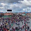 Беспорядки вновь вспыхнули в Колумбии
