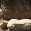 В Турции обнаружена 1700-летняя статуя