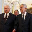 Лукашенко заявил о намерении углубить отношения с Австрией