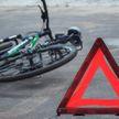 Велосипедист-подросток попал в ДТП в Сморгони