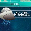 Прогноз погоды на 17 июля: ожидаются ливни и град