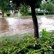 Тропический ливень подтопил улицы Жлобина