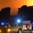 Дождь из пепла обрушился на итальянскую Сардинию: там бушуют пожары