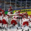 Сборная Беларуси сегодня сойдётся в поединке со сборной Словении на Чемпионате мира по хоккею
