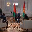 Беларусь после выборов, внешнее вмешательство и перспективы интеграции с Россией. О чём еще спрашивали российские журналисты Александра Лукашенко?