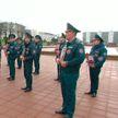 Парад онлайн провели для ветеранов, связавших жизнь с пожарной службой