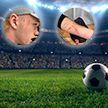 Это какая-то резня! Футболист в Турции вышел на поле с лезвием