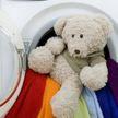 Женщина постирала новорожденного в стиральной машине