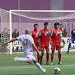 Белорусские юниоры сразятся с финнами в матче турнира по футболу «Кубок Развития»