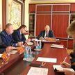 Помощник Президента Виталий Вовк провёл выездной приём граждан в Толочине
