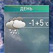 Прогноз погоды на 26 декабря